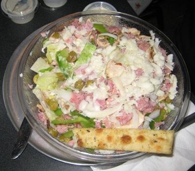 Big Pie in the Sky Chef Salad