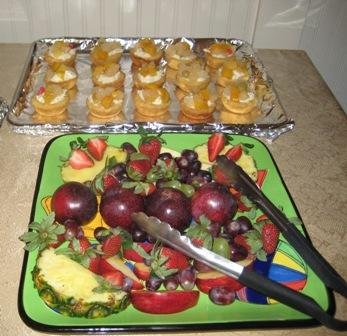 Mediterranean Buffet Dessert
