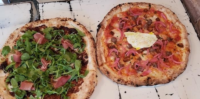 best brunch pizza atlanta - Roamilicous