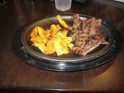FuegoMundo Steak