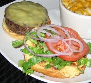 The Nook Cheeseburger