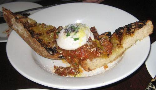 Huevos con Trufa