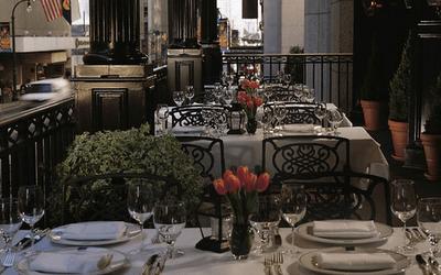 Atlanta Grill Downtown Atlanta Ga Restaurant Review