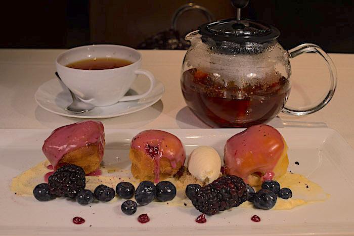 atlas restaurant hibiscus doughnuts