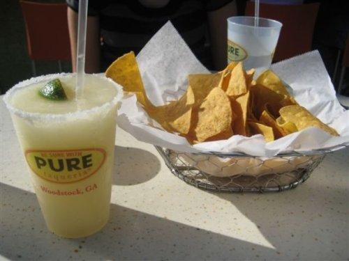 Pure Taqueria House Margarita