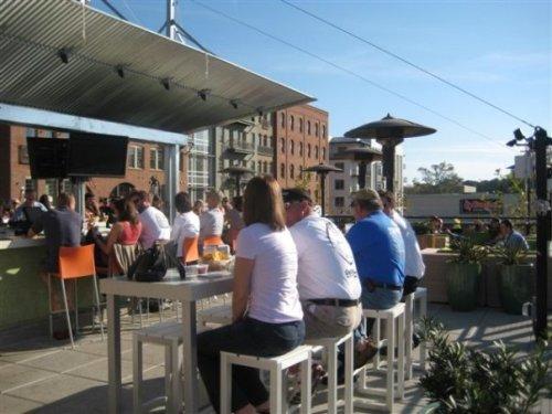 Pure Taqueria Rooftop Bar