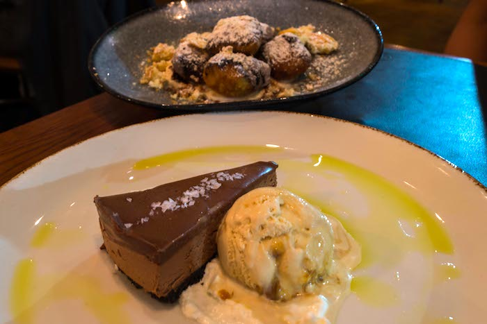 donetto dessert