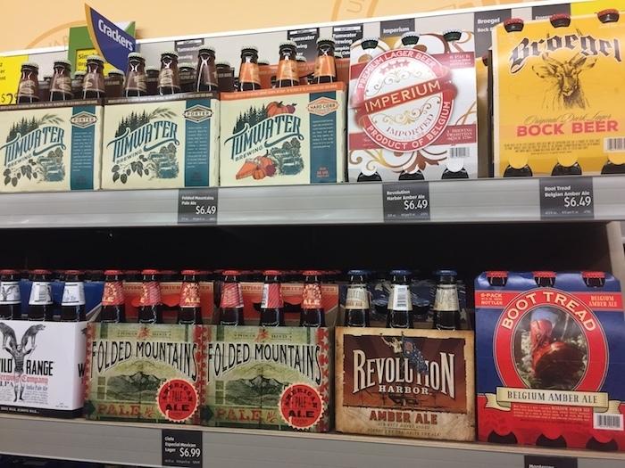 aldi beer offerings