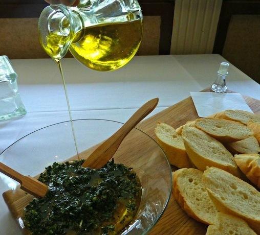 Petite Auberge olive oil tasting atlanta