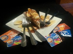 dave and busters bananas foster