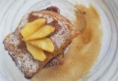 french toast restaurant quality roamilicious