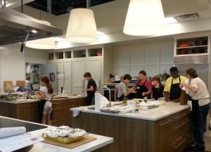 kids cooking class east cobb