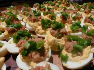 smoke ring deviled eggs atlanta