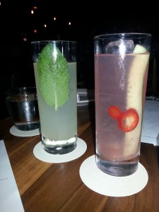 lure seafood atlanta cocktails