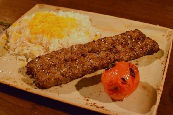 persian beef kabob rumi's kitchen atlanta