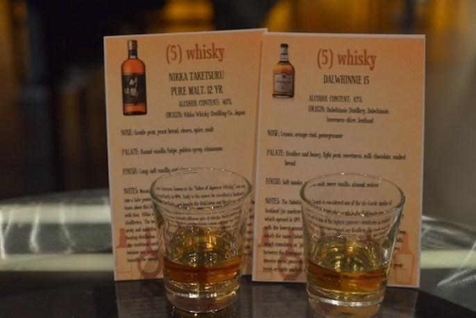 whisky cinebistro