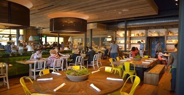 True Food Kitchen Lenox Mall Atlanta GA  healthy dining