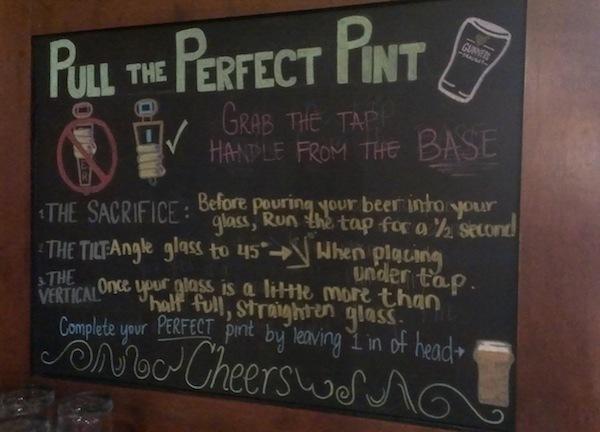 PYOB pub perimeter