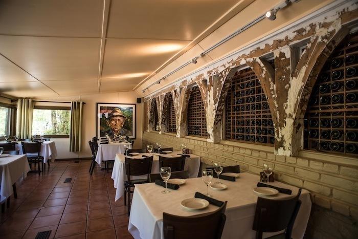 Portofino-dining