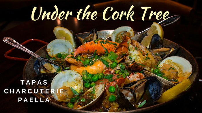 tapas-paella-under-cork-tree-sandy-springs