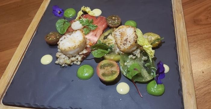 polaris hyatt downtown restaurant review