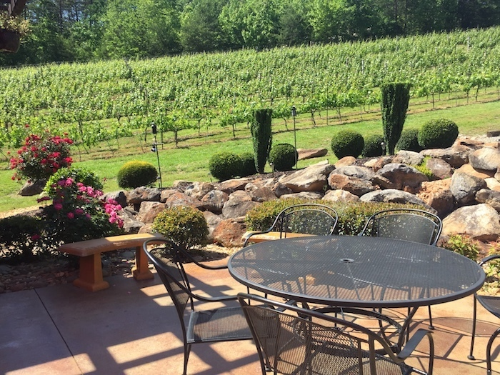 Serentity cellars winery north ga