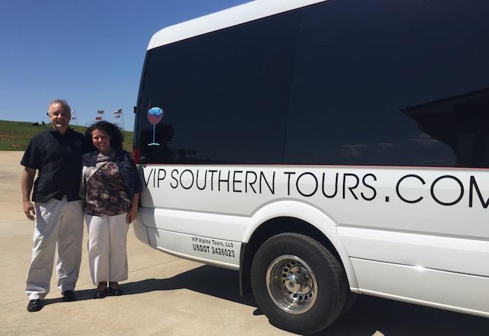 VIP wine tours north georiga