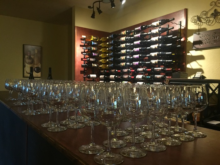 sylvan valley winery dinner