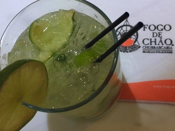Fogo de chao cocktail bar