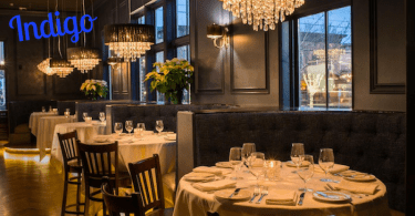 Indigo restaurant Milton