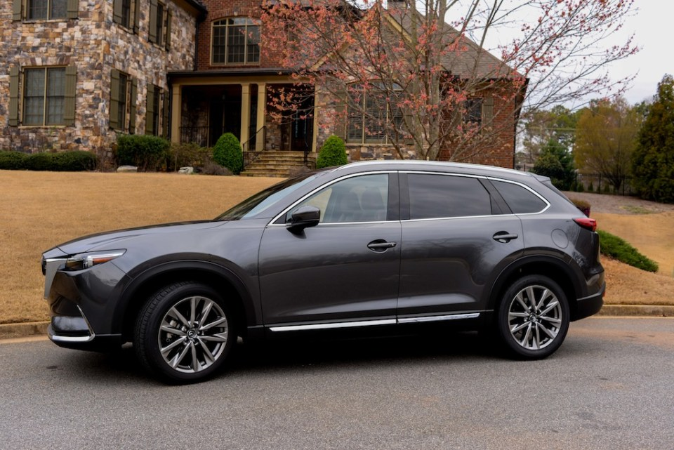 2017 Mazda CX-9 SUV review