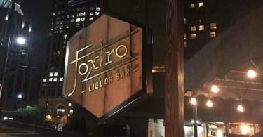Foxtrot LIquor bar atlanta