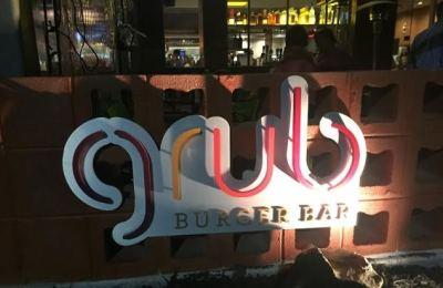 Grub burger bar healthy