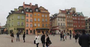 Warsaw Old City food tour