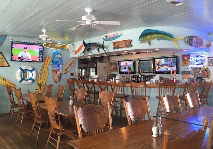Back Porch Oyster Bar Dahlonega