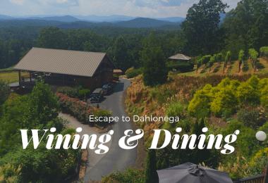 Dahlonega Wining & Dining