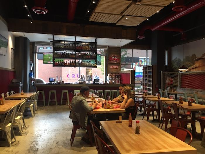 Best Restaurants In The Battery Atlanta Roamilicious