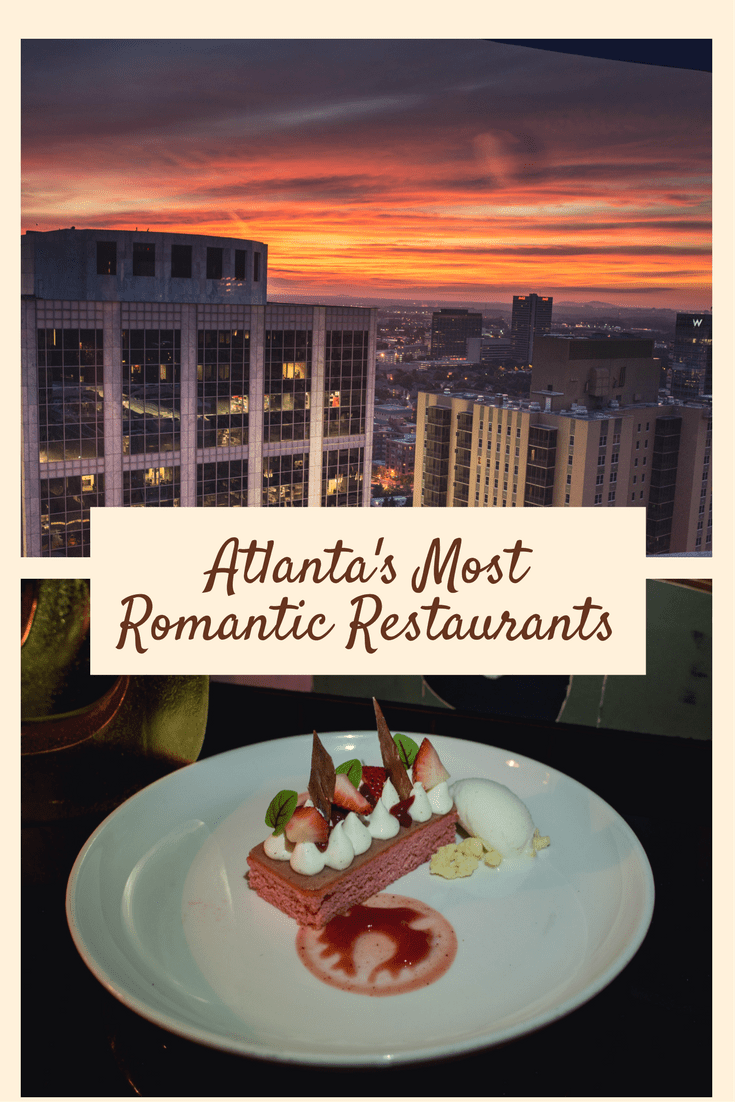 best romantic atlanta restaurants