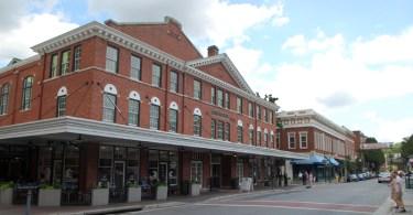 The market in Roanoke