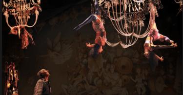 cirque du soleil corteo show