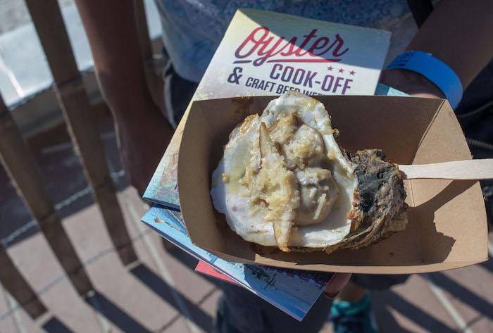 oyster festival AYCE Alabama - Roamilicious