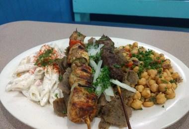 Mediterrean Bistro business lunch combo special