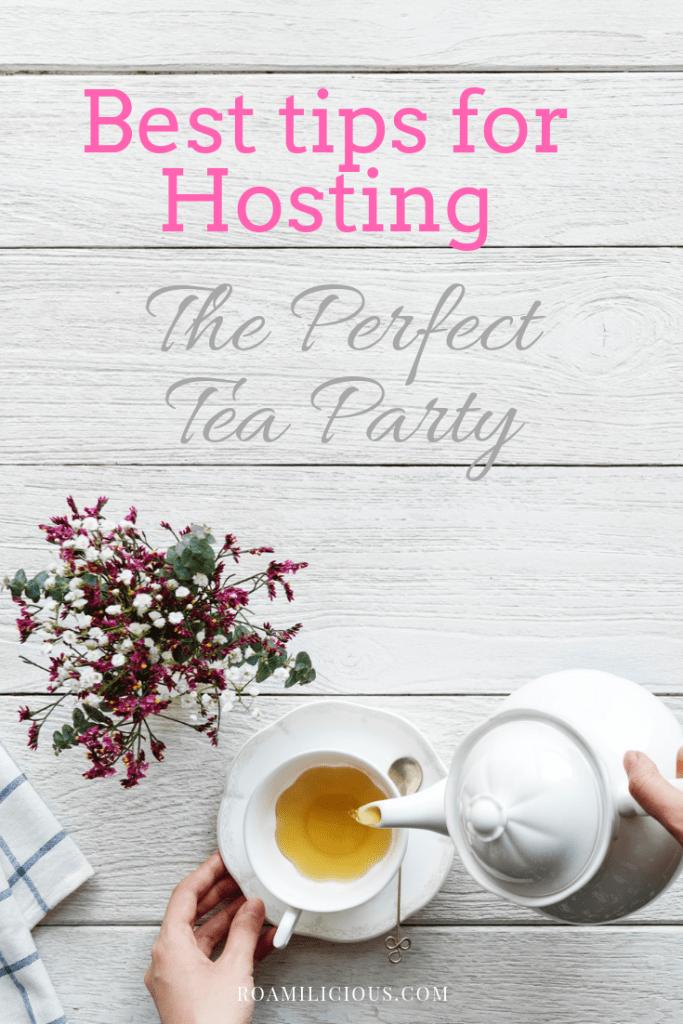 tea party hosting best tips.com