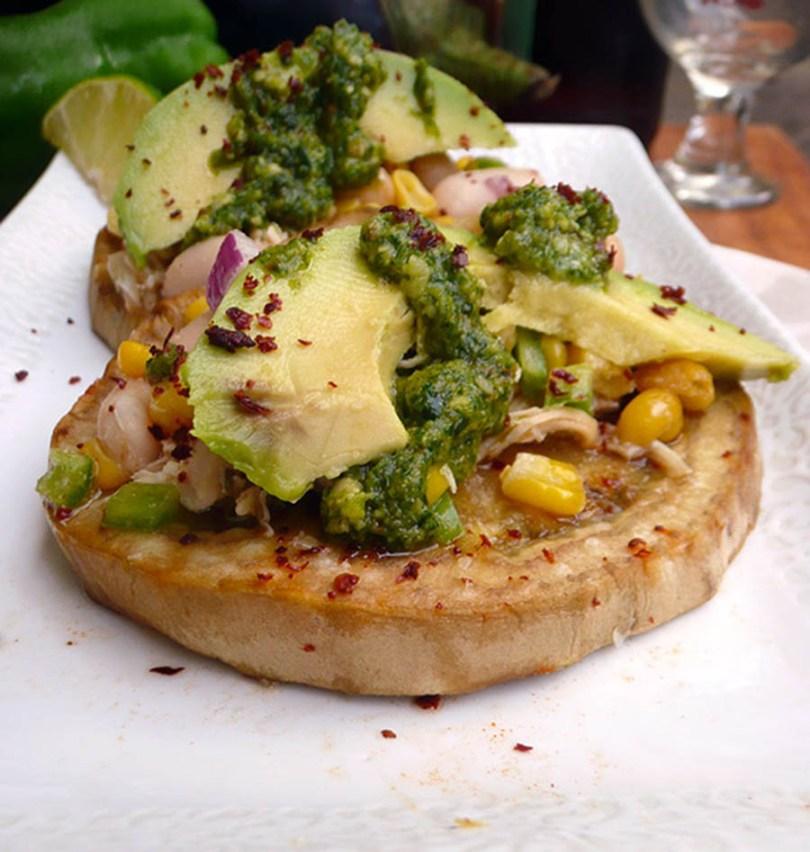 Chicken Tacos Eggplant Recipe