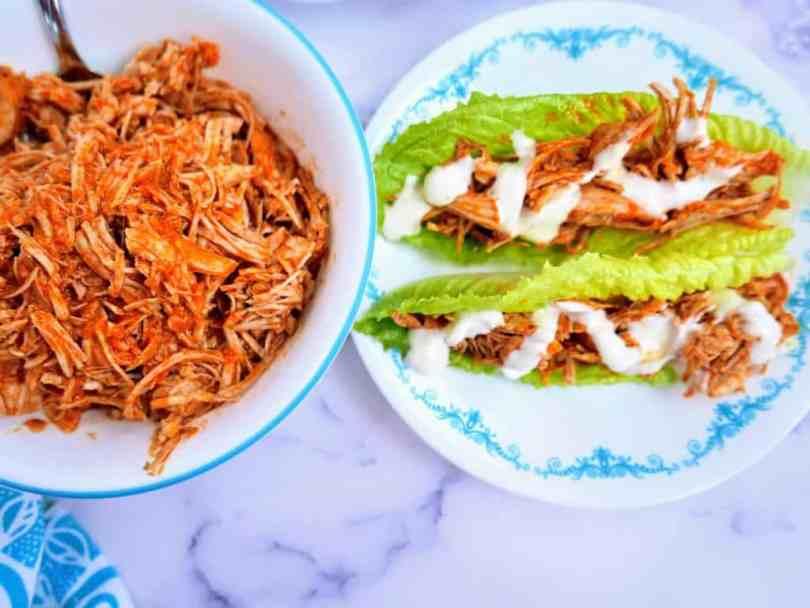 keto lettuce wraps easy Roamilicious