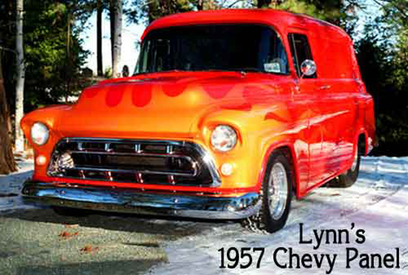 1957 Chevy Panel Lynn G.