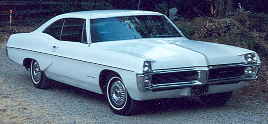 1964 Ford Galaxie - Bill & Ruth H.