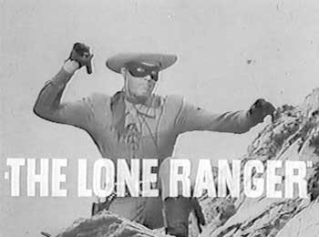Western series The Lone Ranger