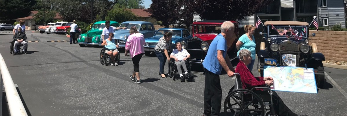 Father's Day Car Show at Spring Hill Manor