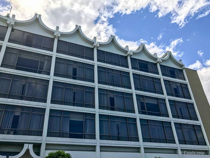 Hyatt Regency Kinabalu, Regency Suite View from the pool